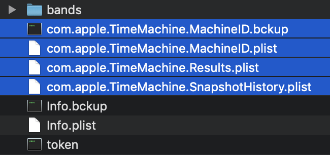 Time-Machine-plist-Dateien