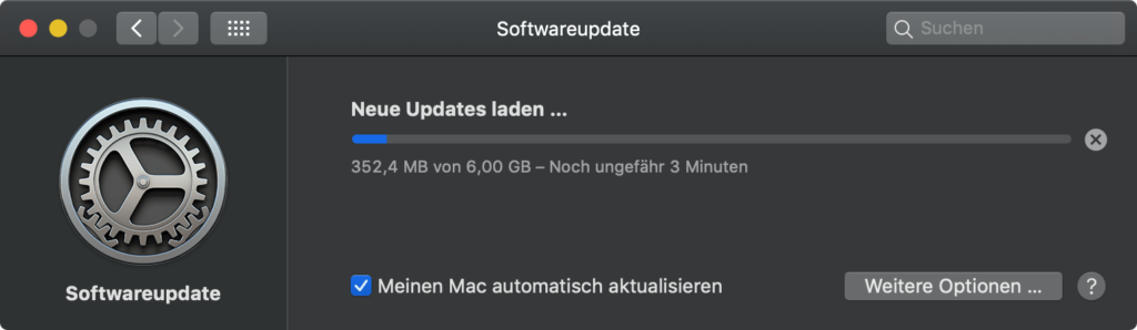 macOS 10.14.1: Download